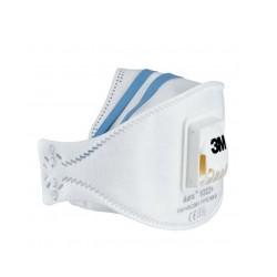 Masque protection Aura™ 9322+, FFP2, avec soupape - 3M