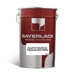 Fond PU TU0276/22 (Pigmenté noir faible)