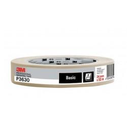 Masquage et protection professionnelle P3630 (24 mm x 50 m) - 3M