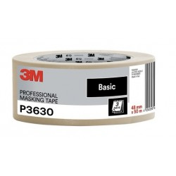 Ruban de masquage professionnel P3630 (48 mm x 50 m) - 3M