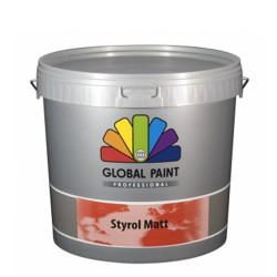 Styrol Matt - Global Paint