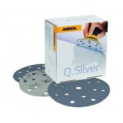 Disques Q.Silver Boîte de 100, 150mm 15T - Mirka