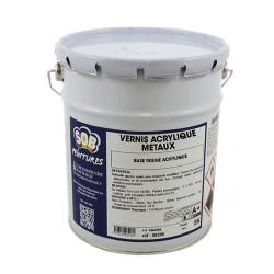 Vernis Acrylique Métaux - SOB
