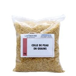 Colle De Peau En Grain